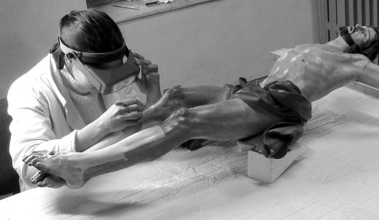 lavoro sulle sculture2