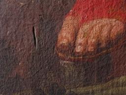 piede radente